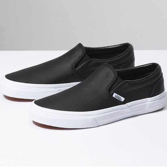 afce2c4da7 kids leather vans